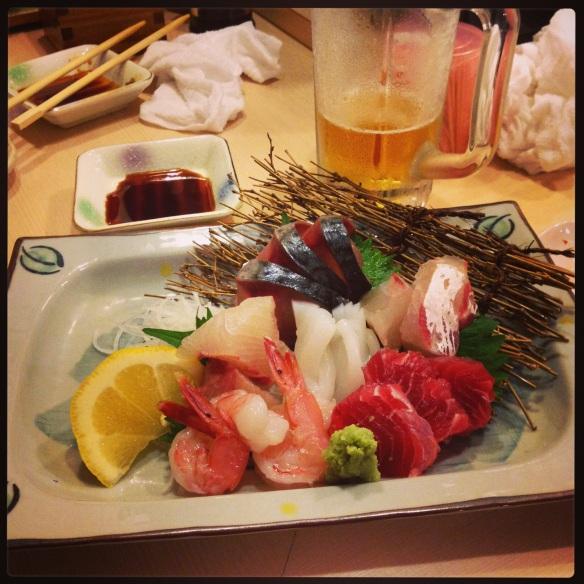 Kagoshima sushi