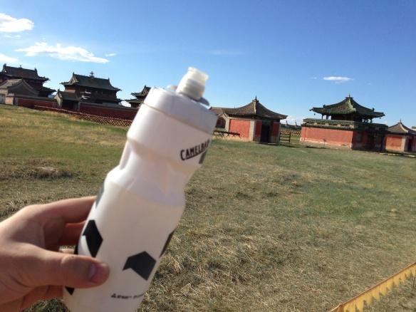 Mongolian maaseudulla
