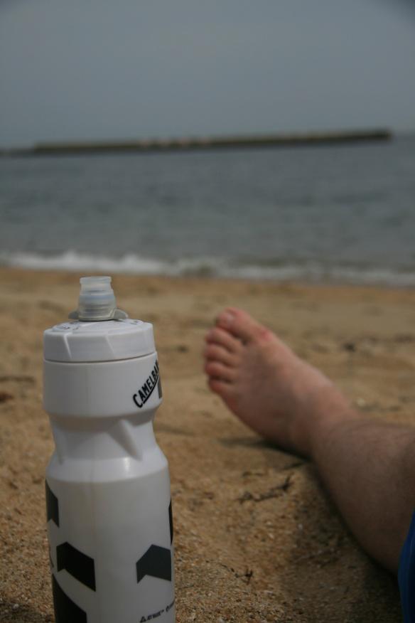 Osakan rannalla