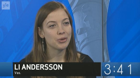 Kuvankaappaus YLE:n vaaligalleriasta